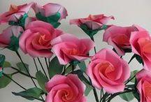 Origami flowers  ✿✿