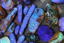 Stones, Gems, Rocks, Minerals and Shells etc / Stones Gems Minerals Shells etc! / by Saffron Galleria