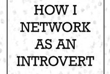 The introvert small business owner / Being a small business owner with an introvert personality isn't easy, but it's possible!
