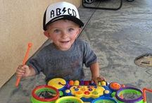 Kids Fashion Ideas / Here are some fashion ideas for kids wearing little fit hats