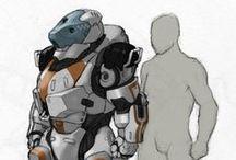 SpaceMarines, Cyborgs