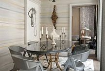 > soft dining rooms <
