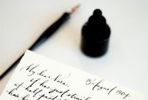"""Escritura / '' If you do not breathe through writing, if you do not cry out in writing, or sing in writing, then don't write, because our culture has no use for it. """" - Anais Nin"""
