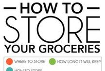 Food - How to store it right