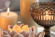 Home Decor - Candles