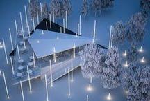 LIGHT / Exterior / Exterior lighting design projects by Michael Grubb Studio. Follow us on Twitter & Instagram @mgrubbstudio or visit  www.michaelgrubbstudio.com