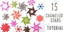 origami star 2 * *