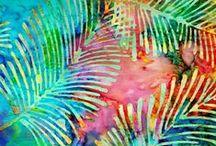 Print & pattern ideas / Inspirational prints