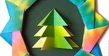 Origami Christmas 2