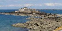 Saint-Malo / Les couleurs de Bretagne à Saint-Malo par Couleurs Bretagne sur : http://bretagne-web.fr/couleurs-bretagne/saint-malo.php