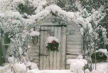 Walking in a winter wonderland / Betoverend sneeuw en ijs