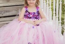 Beautiful Tutu Dresses / Great selection of cute tutu dresses for babies & flower girl dresses, birthday tutus and tutu costumes.