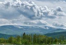 L'environnement naturel de la région Basse-Silésie / La Basse-Silésie possède de multiples réserves naturelles et parcs paysagers.