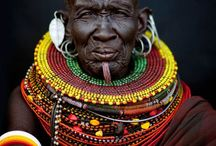 ROOTS and CULTURE / African Tribes, Tribal, Cultural