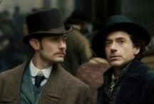 Sherlock Holmes movie / 'I, Sherlock Holmes, have created order out of chaos'.