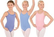 Cotton Basics / These style staples are perfect for any dance class from ballet, to jazz, to modern. The super soft, durable cotton stretches with you, making the Cotton Basics Collection ultra comfortable and durable.