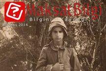 Ağustos 2014 / MaksatBilgi.Com un Ağustos ayında eklenen konularının özetlerini göreceksiniz...