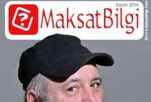 Kasım 2014 / MaksatBilgi.Com un Kasım ayında eklenen konularının özetlerini göreceksiniz...