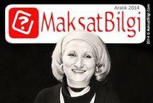 Aralık 2014 / MaksatBilgi.Com un Aralık ayında eklenen konularının özetlerini göreceksiniz...