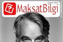 Şubat 2015 / MaksatBilgi.Com un Şubat ayında eklenen konularının özetlerini göreceksiniz...