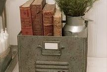 Repurposed Office Furniture / Great Ideas to Reuse, Repurpose, and Upcycle Old Office Furniture