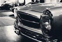Mercedes 230SL, 250SL, 280SL (W113)