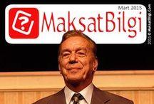 Mart 2015 / MaksatBilgi.Com un Mart ayında eklenen konularının özetlerini göreceksiniz...
