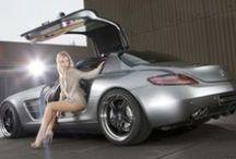 Cool Mercedes!