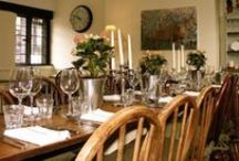 Where to Eat / great places to eat in Farnham when you're staying at the Bishops Table Hotel
