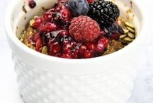 Breakfast / Great recipes and ideas for breakfast and brunches