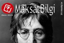 Ekim 2015 / MaksatBilgi.Com un Ekim ayında eklenen konularının özetlerini göreceksiniz..