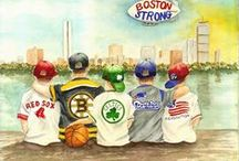 Boston Sports / We all love the Red Sox, but there is so much more to the Boston sports universe! Check out our pics of the Sox along with the Pats, Celtics, and Bruins here!