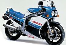 "Suzuki GSX-R 750/1100 ""Slabside"" / The First Modern Race-Replica, Suzuki GSX-R ""Slabside"" or ""Slabby"" made from 1985-1987"