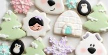 COOKIE DECORATIONS / For all kind of party's/events