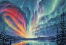 Awesome Aurora / aurora borealis and aurora australis