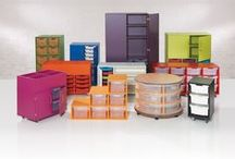 ColourStore / Tub and Tray storage units for Primary Education. All units available in a variety of different colours for tray, tub and basket storage options. All units delivered fully assembled.