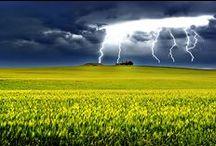 en nu als de bliksem..... / Weather phenomena