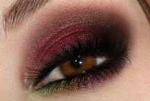 Makeup Ideas / Des make-ups originaux mais portables, tous inspirants...
