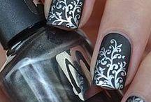 Nail Art Records / Tout pour de jolis ongles... Des idées, des tutos, des DIY pêle-mêle...