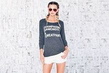 Sweatshirts / Amp Up Your Casual-Cool Wardrobe With These Statement Sweatshirts.