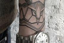 Permanent Ink. / Tattoos