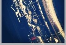 Saxes & Winds / But mostly saxes! / by Marcia Doerr