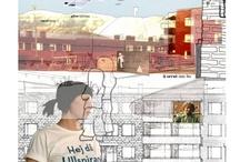 Kiruna - Rymdvägen (52 min) / Documentary on a hometown relocating by Liselotte Wajstedt