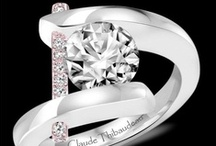Engagements - Claude Thibaudeau / Exquisite platinum engagement rings and wedding sets from award winning designers since 1872.
