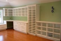 Craft Room / by Carrie Scarberry-Porter