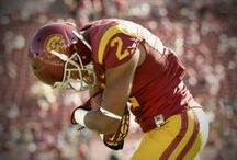 Timely Trojan Moments / Trojan pride is passionate feeling that only another USC Trojan could understand. There are moments in time that have been captured that help define who we are as Trojans.