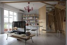my Inspiration : Interior Design & Deco / Collect the interior design idea for inspire myself
