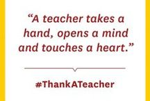 Teachers Inspire / I teach. What's your superpower?