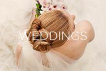 A BEAUTIFUL WEDDING / With Clarins, brides are more beautiful. Get real life French beauty secrets for your big day here. / Avec Clarins, les mariées sont magnifiques. Découvrez tous nos trucs beauté à la française pour votre grand jour.