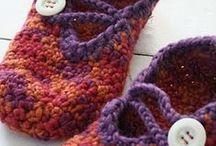 Malhas e Crochet / Coisas muitos lindas que um dia gostaria de fazer...